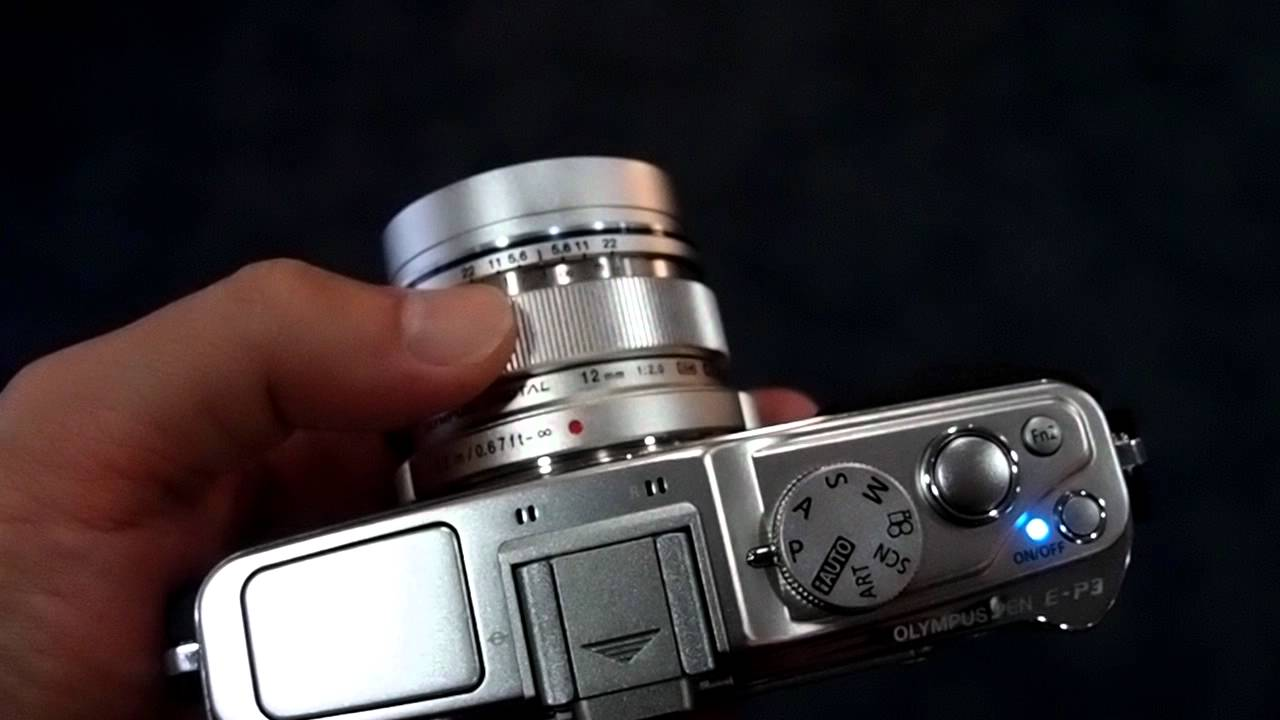 olympus pen e p3 with 12 mm f2 0 focus ring youtube olympus e-p3 manual olympus pen e-p3 manual