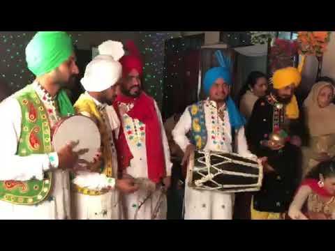 watna |  Punjabi Wedding | Sandli Virsa | Noor art