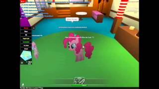 MLP Roblox Roleplay! Pinkie Pie Part 1: Hello Anypony home?