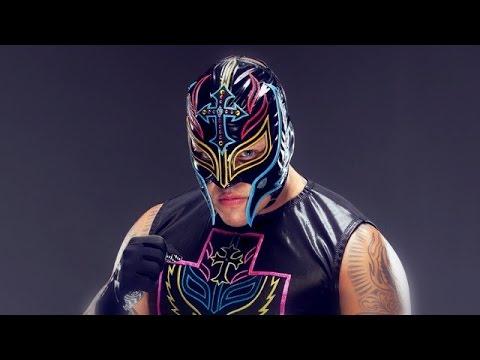 Rey Mysterio 12 Super Hero Costumes Youtube