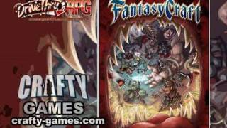Game Geeks #124 Fantasy Craft  by Crafty Games