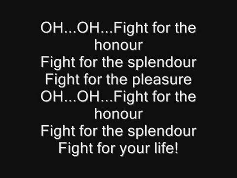 Iron Maiden - The Duellists Lyrics