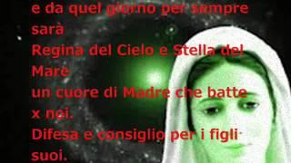 Vergine Maria-Stella del Mare (canto)