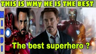 Ironman Tony Stark - The best superhero |  Explained In Hindi