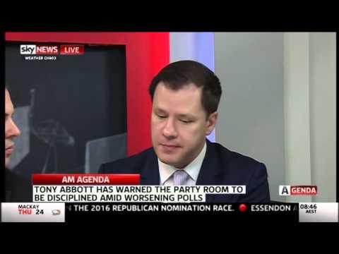 Ed Husic MP - Sky AM Agenda with Josh Frydenberg