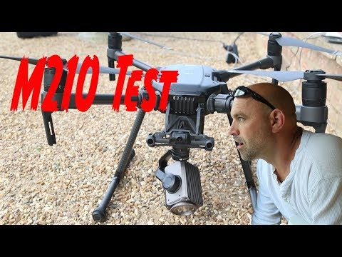DJI M210..Good replacement for the DJI Inspire 1???