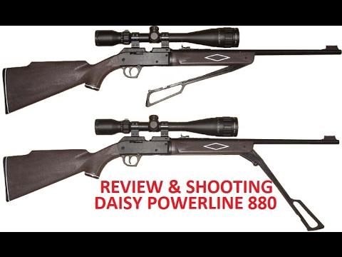 DAISY POWERLINE 880 (with 4x32 scope)