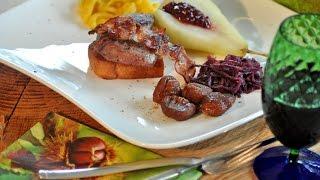 Rehschnitzel «Tante Anni» - http://www.jeannettekocht.ch