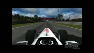 F1 2009 Nintendo Wii Gameplay - Monza Circuit