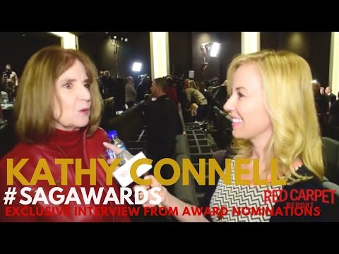 Kathy Connell Exec Producer at 23rd Annual Screen Actors Guild Awards® Nominee Announcement