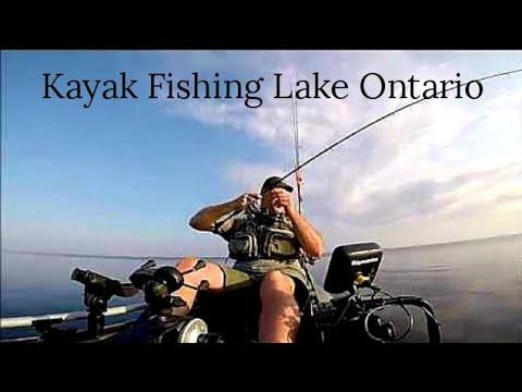 Kayak Fishing Lake Ontario || Mixed Bag Of Smallmouth, Largemouth And Rock Bass