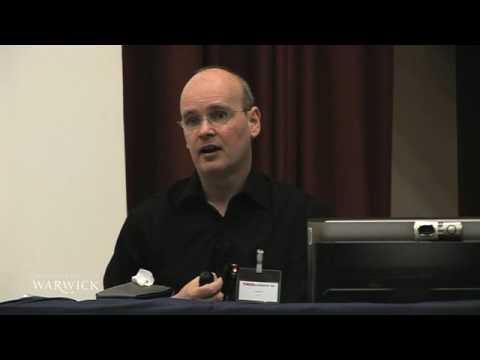 TEDxWarwick | Dr Ian Pearson