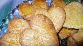 Имбирное печенье к чаю