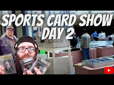 Sports Card Show in Pittsburgh Pennsylvania 2021