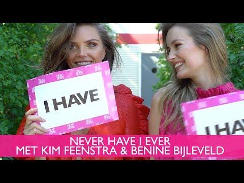 NEVER HAVE I EVER - Kim Feenstra & Benine Bijleveld