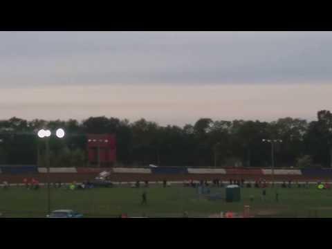 Kraig Kinser Qualifying  Terre Haute Action Track
