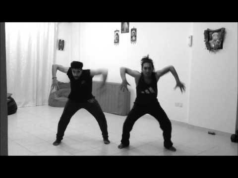 Satyagraha Choreography - Hitesh and vikyath