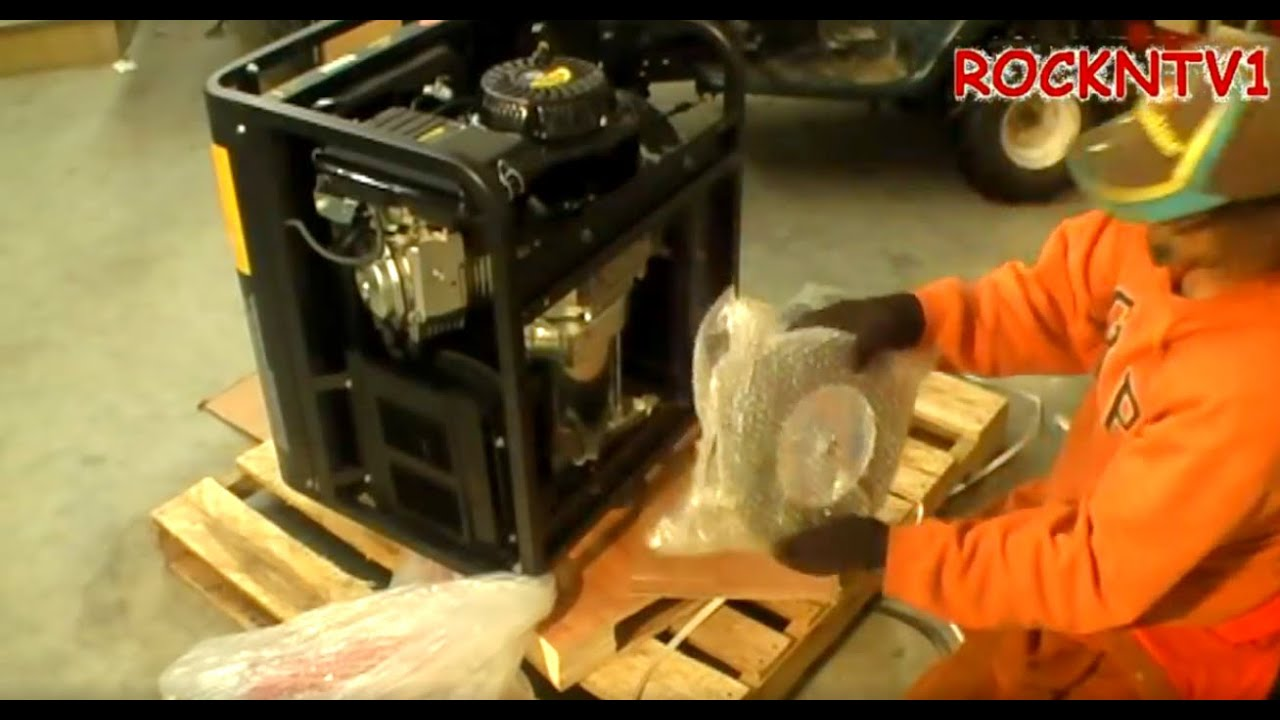 Portable Generator Wheel Kit How To Install Mobility Wheels Handles