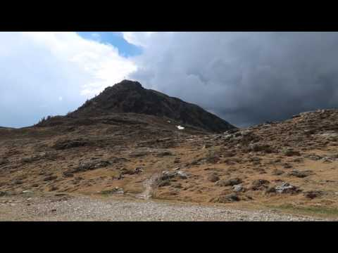 Hochtristentour - Abstieg über die Hohe Gränden Kreuzeckgruppe am Montag 22 Mai 2017