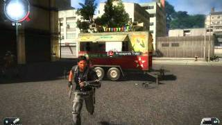 Just Cause 2 Free Roam in the City
