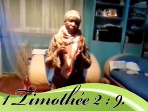 TESTIMONY OF SISTER ROSE FROM  FRANCE -PARIS 1. English version