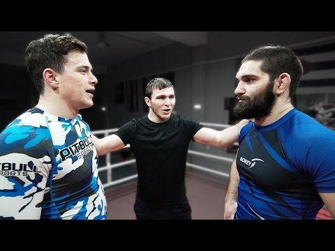 Боец из Морга против бойца Bellator / Последние бои перед операцией / Мариф Пираев и UFC