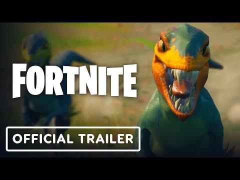 Fortnite - Official Raptors Trailer