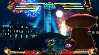 Marvel vs. Capcom 3: Fate of Two Worlds Starter Tips