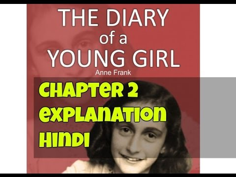Diary of a Young Girl Chapter 2 Class 10 Hindi Explanation thumbnail