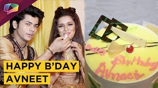 Avneet Kaur Celebrates Her Birthday With India Forums | Exclusive Interview thumbnail