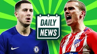 TRANSFER NEWS: Khedira to Liverpool, Hazard says NO to Man United + Arsenal news ► Daily News