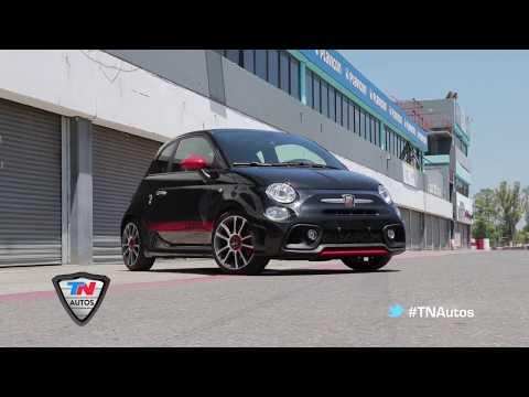 Fiat 500 Abarth 595 Turismo - Minitest - Matías Antico - TN Autos
