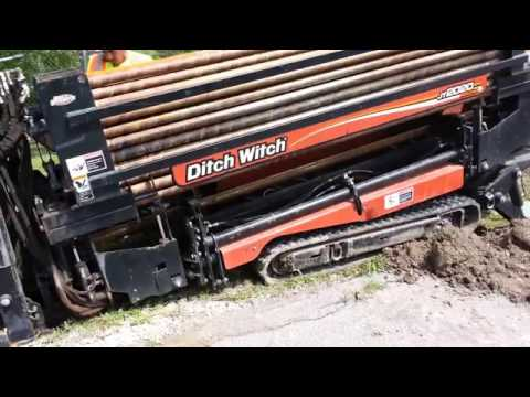 How to use  Horizontal Directional drilling for Underground optical fiber?