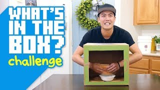 What's in the Box Challenge?