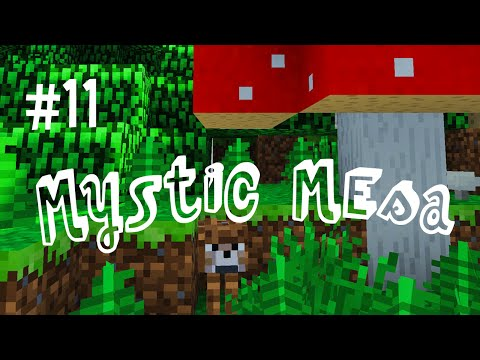 DIRT DOG - MYSTIC MESA MODDED MINECRAFT (EP.11)