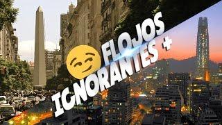 Los 5 países más ignorantes y flojos de América Latina