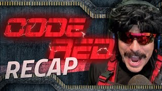Code Red Recap [PUBG] | Hosted By DrDisRespect