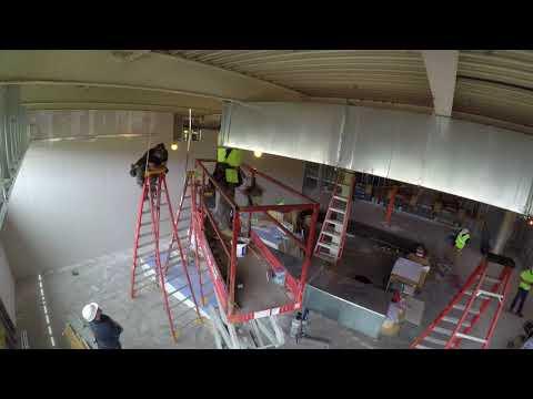 BOSTON BALLET SCHOOL | Newton Studio Timelapse