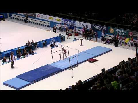 Women's Uneven Bars Final - 2013 World Championships