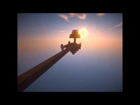 MineCraft Timelapse : SkyBlock Full Movie - CRAFT.LV