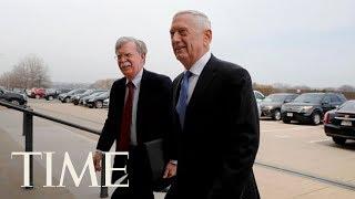 James Mattis Jokes To John Bolton: