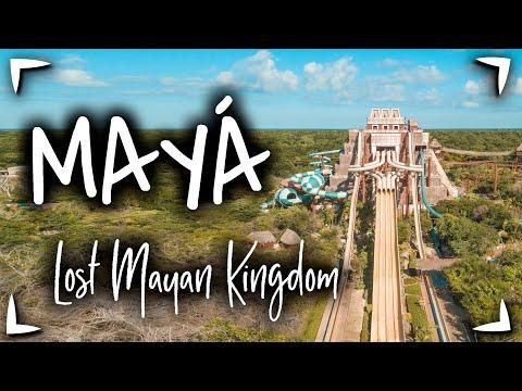 Riviera Maya PARQUE ACUATICO MAYA 🔴 LOST MAYAN KINGDOM ► Mahahual Parque Acuatico ✅ Costa Maya