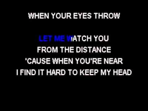 KEITH CARRADINE - I'M EASY KARAOKE