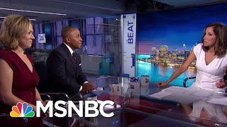 'Petrified' GOP Silent On Trump's 'Infested' Attack | The Beat With Ari Melber | MSNBC