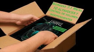 unboxing review razer tiamat elite 7 1 en espaol hd 1080p