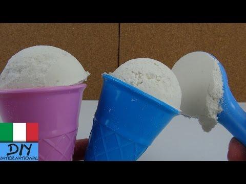 Sabbia magica fai da te / Castelli di sabbia fatti in casa