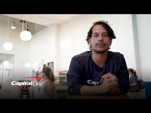 Capital One Caf - A New Way To Bank | Capital One