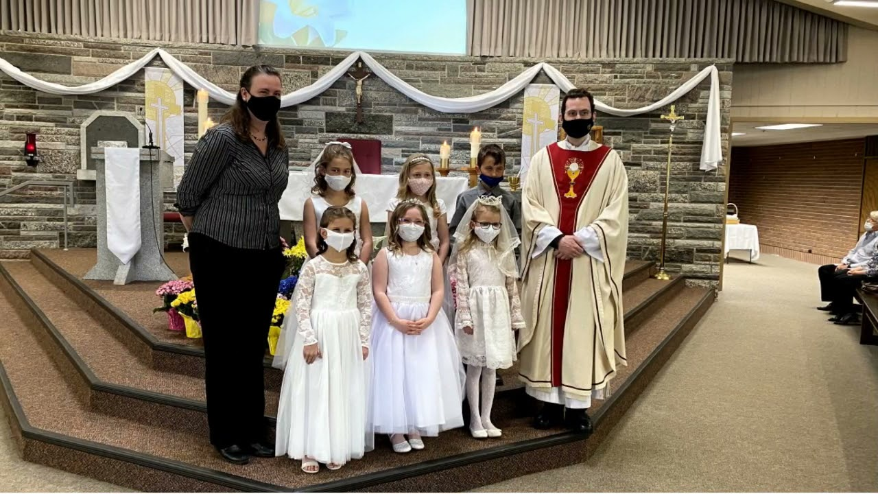 First Communion Tribute