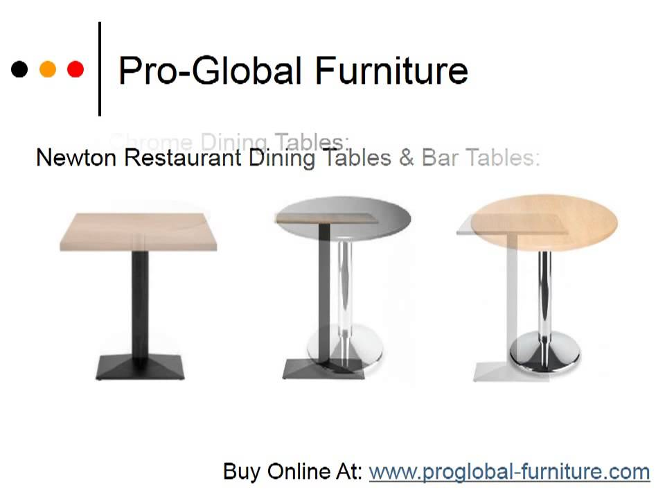 See Bar, Dining & Coffee Height Tables - Restaurant Furniture To ...