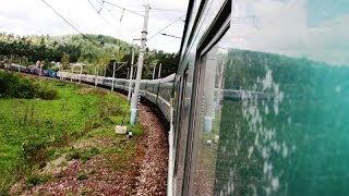 Russia - Trans-Siberian Railway